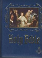 HOLY BIBLE (MASONIC--MASTER REFERENCE EDITION - HEIRLOOM BIBLE PUBLISHERS