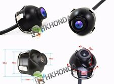 360° CCD HD Car Front Back Side Reverse Camera Kits Rear View Parking Color