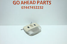 SAAB 9-3 93 MK2 2002 - 2007 REAR INTERIOR ROOF LIGHT LIGHT WITH SECURITY BEIGE