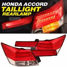LED Surface Emitting Tail Light Rear Lamp New Type For HONDA 2009 - 2011 ACCORD