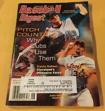 Baseball Digest June 2007 Pitch Counts Why Clubs Use Them Magazine