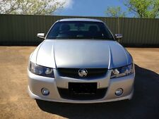 HOLDEN COMMODORE VZ SS GENUINE FRONT BUMPER BAR silver NEW