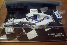 1/43 STEWART 1997 FORD SF1 JAN MAGNUSSEN
