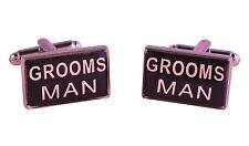 Grooms Man Wedding Gift Bride Fashion Best Cufflinks