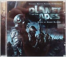 Danny Elfman/ Original Soundtrack - Tim Burton's Planet Of The Apes (CD 2001)
