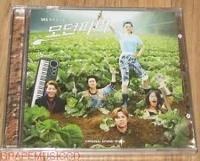 MODERN FARMER FTISLAND LEE HONG GI K-DRAMA OST CD SEALED