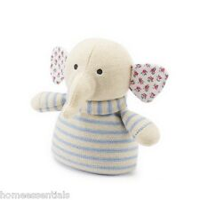 Warmies Intelex Knitted Warmers Heatable Elephant Bed Warmer Cozy Animal