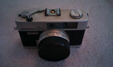 Vintage Konica C35 Automatic Rangefinder Camera with Konica Haxanon Lens 38mm