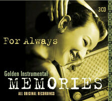 Golden Instrumental Memories NEW 3CD BOX LIBERACE, ACKER BILK,MANTOVANI + MORE