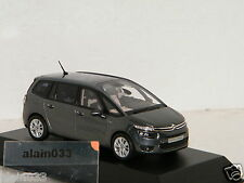 CITROËN Grand C4 Picasso 2013 Shark Gray NOREV 1/43 Ref 159959