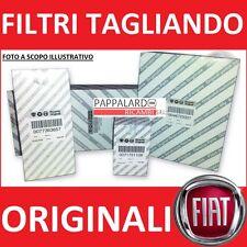 KIT TAGLIANDO FILTRI ORIGINALI FIAT GRANDE PUNTO 1.9 MULTIJET 88KW 120CV DA 2005