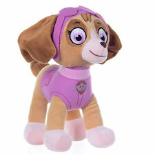 "NEW OFFICIAL 12"" PAW PATROL SKYE PUP PLUSH SOFT TOY NICKELODEON DOGS"