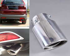 Stainless Steel Exhaust Tail Rear Muffler Tip Pipe Fit For HONDA CRV CR-V 07-11