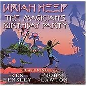 Uriah Heep - Magician's Birthday Party (Live in London, 2002) CD demons wizards