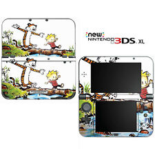 Calvin and Hobbes Comic Tiger for New Nintendo 3DS XL Skin Decal Cover