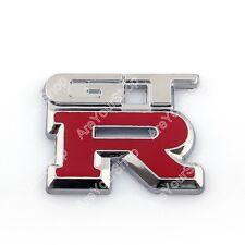 3D Emblem Badge Sticker Decal ABS Plastic GTR For GTR 240SX 350Z G35 G37 K