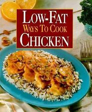Low-Fat Ways to Cook Chicken by