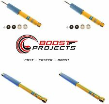 Bilstein B6 4600 Shock Absorbers Front & Rear for Sierra/Silverado 1500/2500/HD