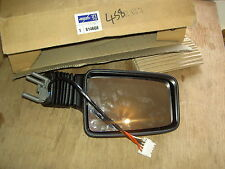 PEUGEOT 405 WING MIRROR ELECTRIC GENUINE PEUGEOT NEW PASSENGER LEFT HAND 8148Q8