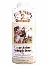 Veterinary Antiseptic Powder Skin Infections Wounds Hot Spots Galls Rainrot Itch