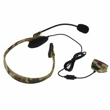 HE Headset Headphone with Microphone for Xbox 360 Live Camouflage