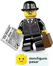 Lego 8833 Collectible Minifigure Series 8: No 8 - Businessman - New & SEALED