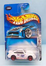 2511 HOT WHEELS / CARTE US / FINAL RUN 2003 / PORSCHE 911 CARRERA 1/64