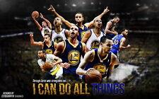 """067 Stephen Curry - Golden State Warriors NBA Basketball MVP 22""""x14"""" Poster"""