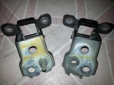 Used 2010 Ford Edge LH FRT Door Top & Bot. Hinges, Part # 028A0A