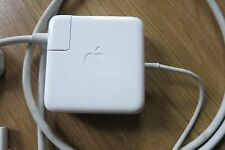 "Genuine original apple 60W macbook pro 13"" magsafe l chargeur A1344 power supply"