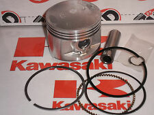 KAWASAKI KL250 PISTON KIT NEW +1.0mm OVERSIZE KiR