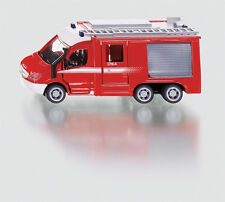 NEW 2113 SUPER SIKU Mercedes-Benz Sprinter 6x6 Fire Engine 1:50 Die-cast Model