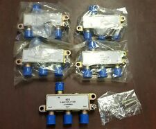 Blonder Tongue 3 Way Cable CATV Splitter 5-1000 Mhz 603 Set of 5
