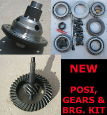 """9"""" Ford Trac-Lock Posi 31 - Gear - Bearing Kit Package - 3.70 Ratio - 9 Inch NEW"""