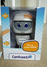 Stunt Herbert Toy Robot Confused.Com