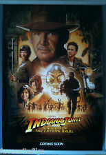 Cinema Poster: INDIANA JONES KINGDOM OF THE CRYSTAL SKULL (Main One Sheet)