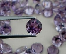 Amethyst Round  gem 7mm
