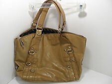 Relativity Faux Leather Carmel Ladies X-Large Handbag - VGC