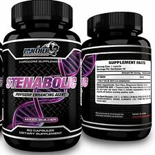 STENABOLIC SR9009 by Panther Sports Nutrition 15mg per capsule. 90ct