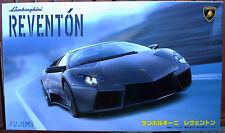 2007 Lamborghini reventon con partes PE, 1:24, 125596 Fujimi