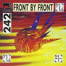 FRONT 242 : FRONT BY FRONT (CD) sealed