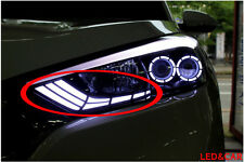 Head Lamp Light Surface Emitting LED Turn Signal 2Way For 2016+ Hyundai Tucson