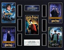 Harry Potter Collection 1 (16 x 20) Film Cell Display