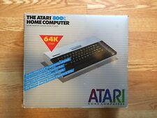 Atari 800XL Computer Vintage XL 800 PC