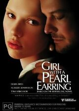 Girl With A Pearl Earring [ DVD ], LIKE NEW, Region 4, Next Day Post....5243*