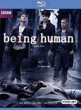 Being Human: The Complete Fifth Series New Region B Blu-ray