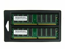 2GB (2X1GB) MEMORY FOR DELL DIMENSION 2400 2400N 4500S 4550