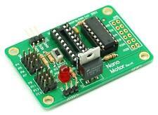 Nano 18 Motor Controlador Board L293 B0138 Doble Motor de corriente continua, Robot, Arduino Tamiya Twin