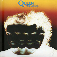 ★☆★ CD Single QUEEN The miracle  + UK + 2-track CARD SLEEVE - ★☆★