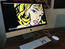 "iMac 27"" Desktop (Late 2013) 3.2 GHz Intel Core i5 16GB 1TB HD -Studio Spec!"